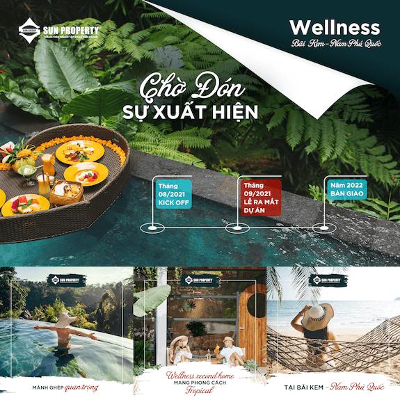 Lộ trình bán hàng Sun Tropical Village Phu Quoc
