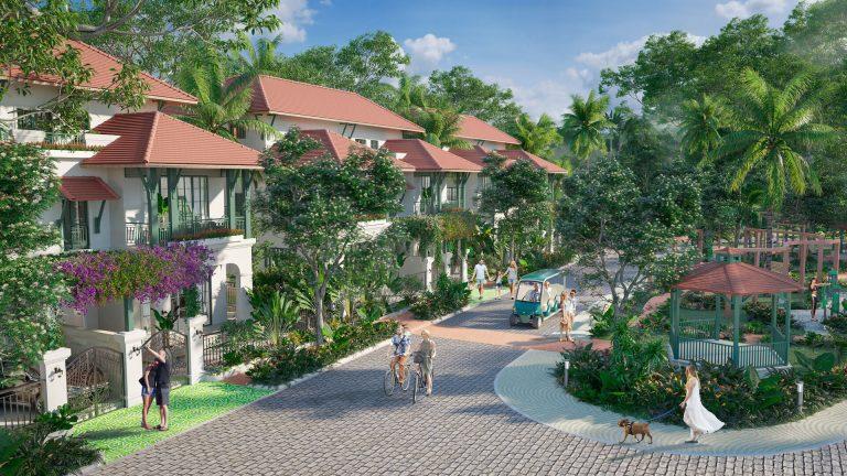 Điểm nổi bạt Sun Tropical Village Phú Quốc