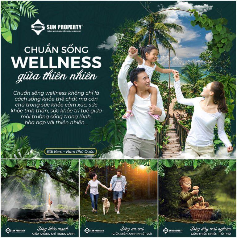 Ngôi nhà thứ hai chuẩn sống wellness tại Nam Phú Quốc