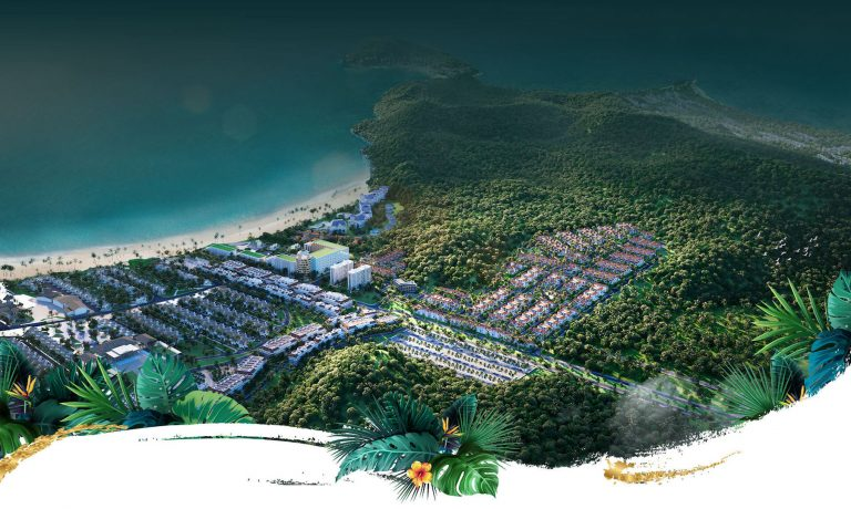 Biệt Thự Sun Tropical Villgae - Wellnes Second Home